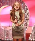 Eden Taylor-Draper Soap Awards 2013