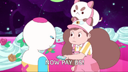 Puppycat talking 5