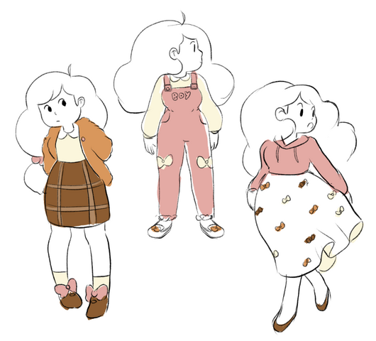 File:Official Art - Bee Outfits.png