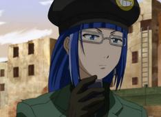 Isa commander