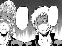 Kanzaki & Himekawa Scary Faces