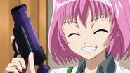 Lamia's pistol