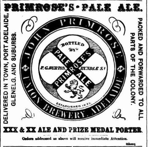 File:Primrose's Pale Ale Ad.jpg
