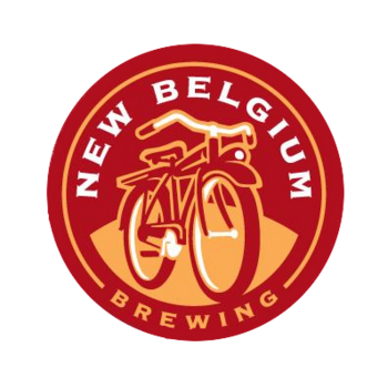 """New """"Fat Tire"""" inspired logo."""