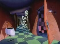Skeleton Crew Member