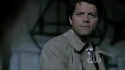 Supernatural Dean Meets Castiel