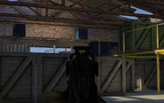 M9A1 Iron Sight