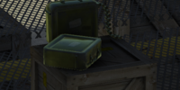 Ammunition Crate