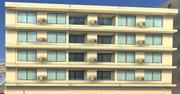 Timbertown Militia Right Buildings Balconies