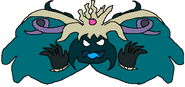 Magolor Soul form (beta)