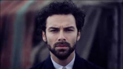 Article magazine video exclusive featuring actor Aidan Turner