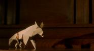 Hatch Origami Werewolf