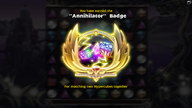 Bejeweled 3 Elite Badge