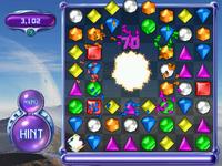 Power Gem Explosion- Bejeweled 2