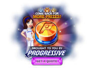 Post game Progressive DC Ad