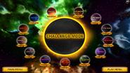 Challenge Mode Menu Complete