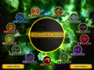 Challenge Mode Menu All Unlocked 3D Accel Off