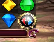 Bejeweled Blitz PC Scramble Button