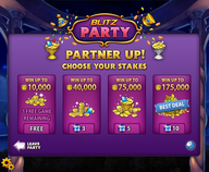 Party Mode Menu Facebook