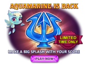 Aquamarine is back for a limited time Ad