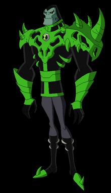 Tno khyber alien