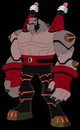 Frankenstrike tno albedo