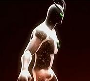 Alien X in Vilgax Attacks