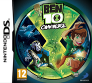 Ben 10 omniverse DS pal