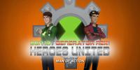 Ben 10-Generator Rex: Heroes United/Gallery