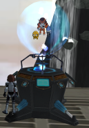 File:Fusionfall - Nano Rath Contained (with Nanos Jake and Mordaci).png