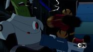 Soldado Diagon atacando a Plomero!!! D=