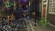 Spidermonkey webbing