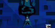 Whampire upside down