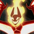 Heatbat character