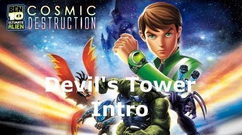 Ben 10 Devil's Tower - Intro
