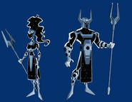 Celestials warriors