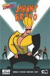 Johnny Bravo One Shot RI Cover