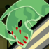 Squid monster character