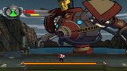 Ben vs Enoch Battle Bot