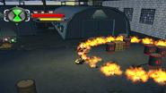 Heatblast extinguisher