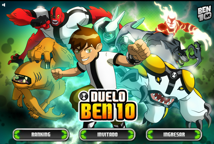 Duelo Ben 10  Ben 10 Wiki  FANDOM powered by Wikia