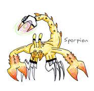 Sporpion by JakRabbit96