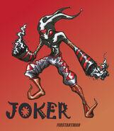 Joker by kjmarch