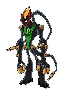 Image Alien Fusion 14png Ben 10 Fan Fiction Wiki