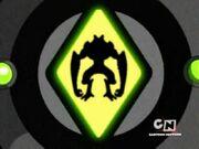 Omnitrix showing Benwolf
