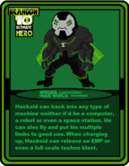 Trading Cards UH (Hackoid)