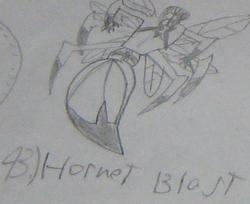 Hornetblast