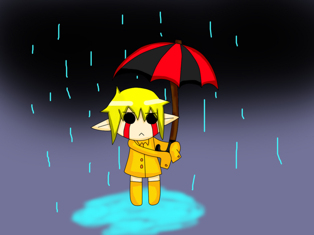 File:Ben in the rain by tannyknight-d4npg5r.png