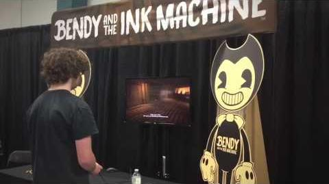 """Bendy Chapter Two"" Preview at CGX!"