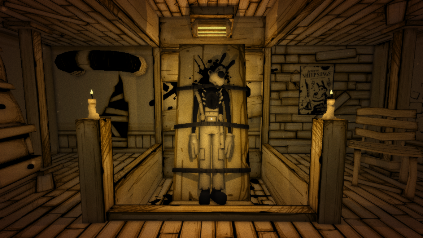 boris bendy and the ink machine wiki fandom powered by 7514213